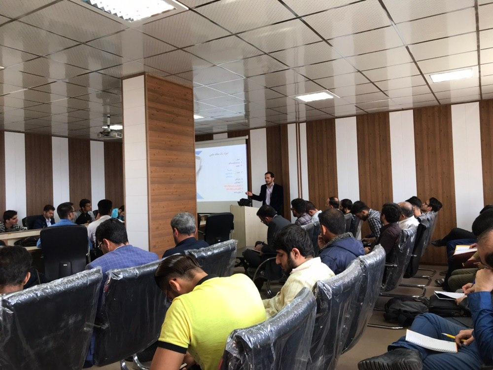 برگزاری کارگاه مهارت های مقاله نویسی | دانشگاه قم